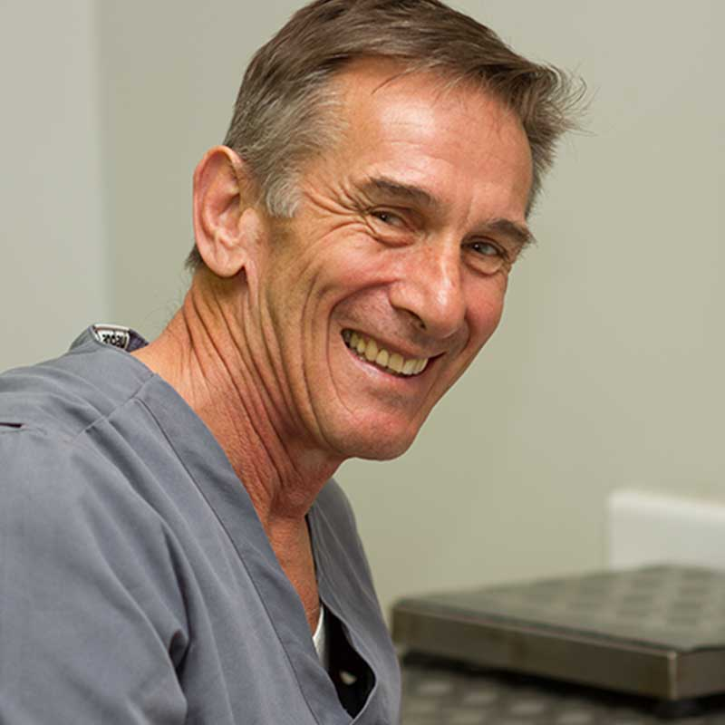 Dr  Richard Churcher - North Shore Specialist