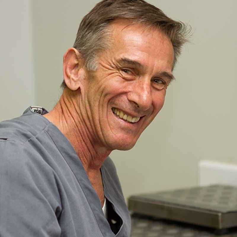 Richard Churcher博士